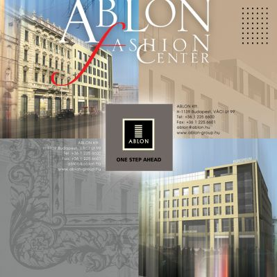 Ablon - promóciós design 2.