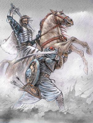 1566 - Dzsihád Magyarország Ellen - Fejezet indító rajz