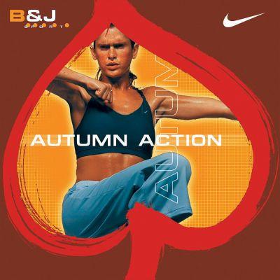 B&J Sport - promociós design 2002