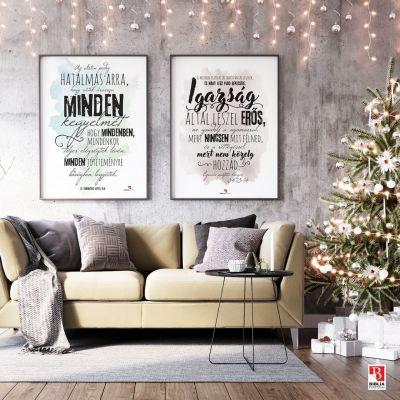 BP_210, BP_208, igés képek a kraácsonyfa mellett