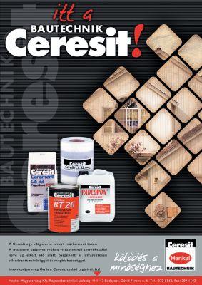 Henkel, Cerezit  - hirdetés design