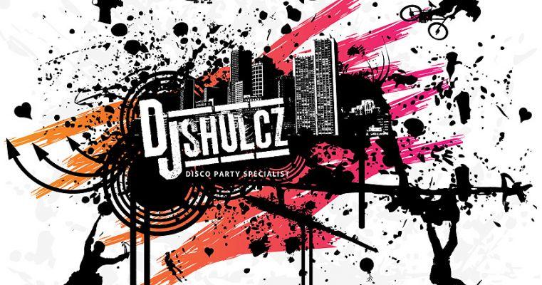 DJ Shulcz - promóciós design