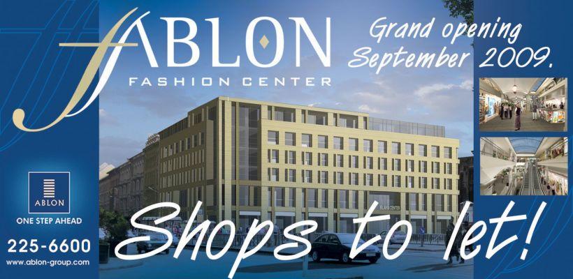Ablon Fashion Center - molinó design