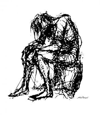 Fáradság - illusztráció