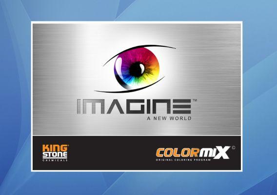 King Stone - Imagine/ColorMix - Szinezőprogram design