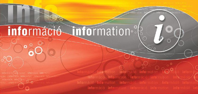 Happy Centrum - Információs pult design