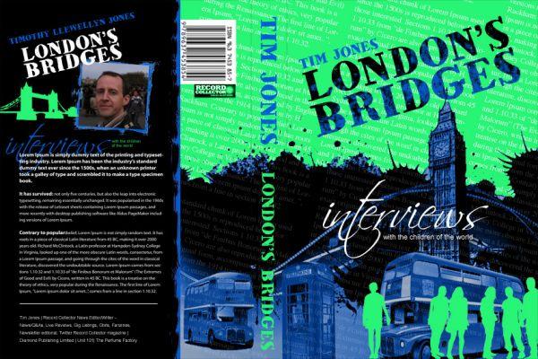 London'sBridges - könyvborító terv 3.