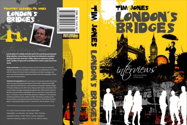 London'sBridges - könyvborító terv 1.