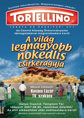 Tortellino - plakát design