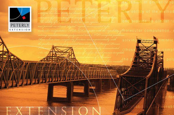 Peterly Extension - Logó és promociós design