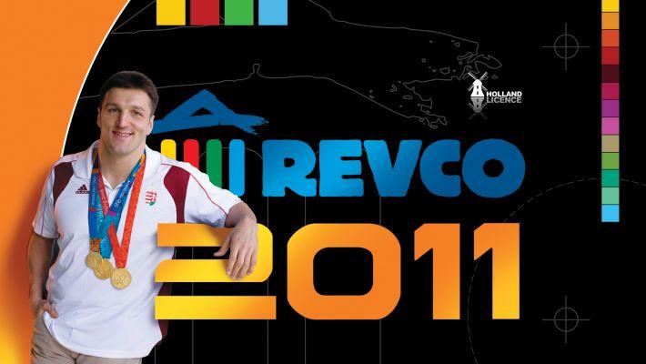 Revco Naptár  - fejléc design 2011