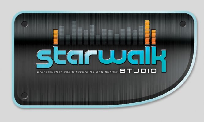 Starwalk Studio - logó design