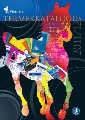 Victoria - Irodaszer katalógus  - borító design