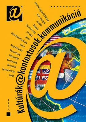 Kommunikáció - Tankönyv boritó